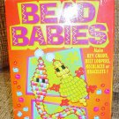 BEAD BABIES by AXXENT - MAKES TWO - THOMAS THE TURTLE & SYDNEY THE SNAKE!