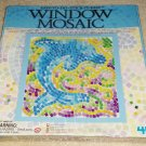 Easy To Do - Stick It Easy Window Mosaic Dolphin #04526 - 4M!
