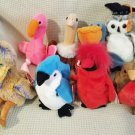 TY BEANIE BABIES - RETIRED - LOT of 8 BIRD BEANIES #3 - NEW WITH TAGS!