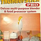 Thane Thunder Stick Pro Multi Purpose Blender Food Processor by BBQ Guys - NEW IN BOX!