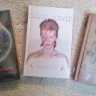 Def Leppard -Adrenalize; David Bowie -Aladdin Sane; AC/DC Mini Pocket Notebooks Journals New Sealed!