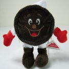 Nabisco 1st in Series Bean Bag Plush Oreo Named DUNK by Steven Smith - 1999 - New with Tag!