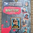 Universal Studios PHANTOM OF THE OPERA Classic Monsters Stamps Label Hat Pin 1997 USPS!