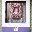 Hallmark Keepsake Family Tree Part of Our Legacy Photo Holder Frame Ornament #QEP1343!