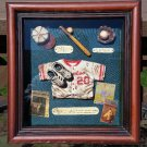 The Game of Baseball Shadowbox #31906 by Island Creek Trading Company!