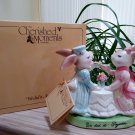 """Vintage Avon The Cherished Moments Collection """"We did it...Together"""" Figurine - 1984 - New in Box!"""