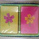 Hallmark Kimberly Hodges Playing Cards, Sealed, Two decks, w/ Coordinated Ceramic Storage Tray!