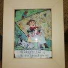 SKG Artworks-Barbara Olsen 'Days of the Week Children'-'Friday's Child is Loving and Giving' Print!