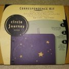 Circle Journey Correspondence Kit 'Stars at Dusk' (Circle Journey Books) Hardcover – 1999!