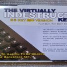 GrandTec USA Flex 500U 85-Key Virtuall Indestructible Keyboard!