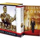 Ronald Reagan: A Life In Politics - 2 Book Set - Shrinkwrapped!