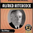 Old Time Radio Adaptations of Classic Alfred Hitchcock Movies: The 39 Steps and Spellbound!