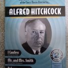 Old Time Radio Adaptations of Classic Hitchcock Movies: I Confess, Mr. and Mrs. Smith, Rebecca!