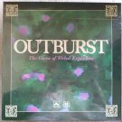OUTBURST the Game of Verbal Explosions (1988 Edition) by Western Publishing Company