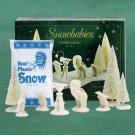 Department 56 Snowbabies 'Stargazing' 9 Piece Set #68817 - New in Box!