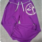 Zumba Sweat Pants with gold accents - Size XXL - RARE!