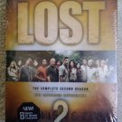 Lost - The Complete Second Season DVD Set by Buena Vista Home Entertainment!
