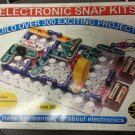 ELECTRONIC SNAP KITS Build Over 300 Exciting Projects - Electronics 202 by SNAP KITS for Ages 8-108!