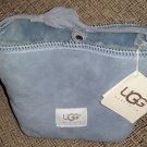 """UGG """"Puff"""" CL100 Baby Blue Tote Bag - NEW with TAGS!"""