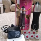 Epicurean Rechargeable Vacuum Wine Saver System #V-DP-100 with 6 Bottle Stoppers!