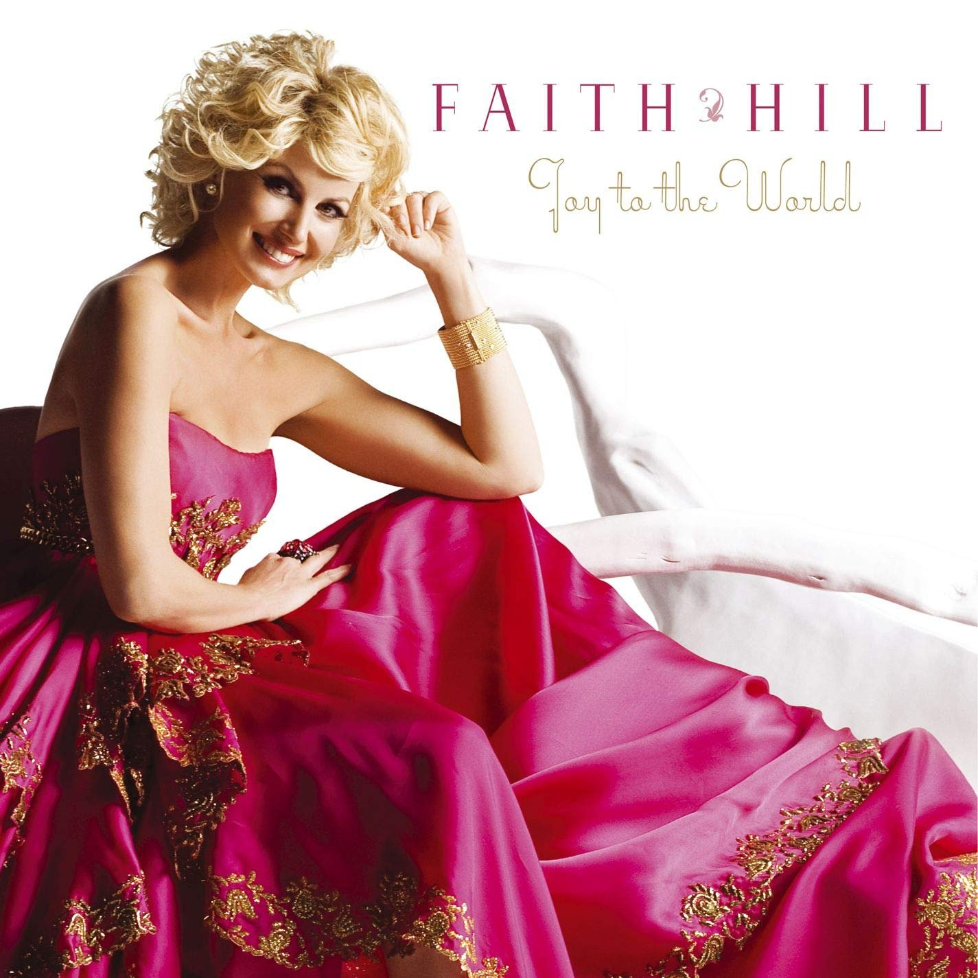 Joy to the World by Faith Hill CD - Factory Sealed!