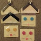 Lindsay Phillips Switchflops Straps & Snaps - LOT OF 6 #2 - INTERCHANGEABLE!