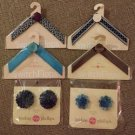 Lindsay Phillips Switchflops Straps & Snaps - LOT OF 6 #3 - INTERCHANGEABLE!