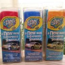 Spirit Foam Spray-on Peel-Off 3D Sponge-Like Texture Foam Brings Images To Life - Set of 3!