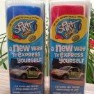 Spirit Foam Spray-on Peel-Off 3D Sponge-Like Texture Foam Brings Images To Life - Set of 2!