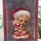 Looney Tunes Classic Collection Tweety Bird Glass Ornament by Kurt S. Adler - 2000!