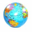 Spinning Magic Revolving Rotating LED Light up World Earth Map Globe Desk Table!