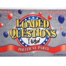 Loaded Questions Political Party Board Game - Conversation Starters for Opinionated Minds