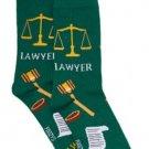 FOOZYS Men's Lawyer Socks