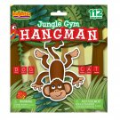 Imaginetics Jungle Gym Hangman Playset – Includes 112 Magnets - Perfect for Travel