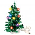 DCI Merry Christmas Tree with LED Lights - USB Powered - Deck Your Desk!