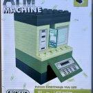 BLOKKO Building Block Set: ATM Machine 109 Pieces Compatible with LEGO & Other Brands