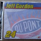 Jeff Gordon #24 Nascar 60 pg MEMO NotePad MOUSE PAD by Martin Designs
