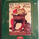 Norman Rockwell Limited Edition Saturday Evening Post 'Dear Santa' playing cards - Made in USA