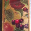 Vintage Fruit Theme Playing Cards - Made in Belgium - Sealed!