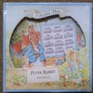 "Wedgwood Peter Rabbit 1997 Calendar Plate ""The World of Peter Rabbit"" by Frederick Warne"