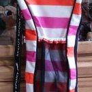 Scout Sport Zip It & Rip It Lacrosse/Field Hockey Stick Carry Equipment Bag Fuschia, Orange & White