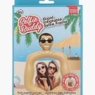 NPW Classic Drinking Buddies Giant Buddy Selfie Frame Photo Prop, Inflatable