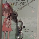 BFF Necklace & Dog Cat Collar Charm Broken Heart Puzzle Pendant- 'PAWTNERS IN CRIME' Matching Set!