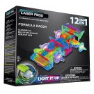 Laser Pegs 12 in 1 Formula Racer Lighted Construction Toy!