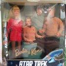 Barbie & Ken Star Trek 30th Anniversary Collector Edition Gift Set by Mattel - 1996!