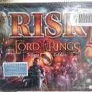 Risk: Lord of the Rings Trilogy Edition Game by Parker Brothers - Factory Sealed!