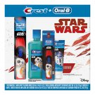 Oral-B and Crest Kids Premium Holiday Pack - Disney's STAR WARS Electric Toothbrush + More!