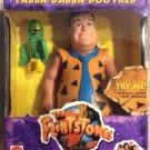 The Flintstones Yabba Dabba Doo Fred Action Figure by Mattel - 1993!