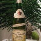 1984er Leonard Kreusch - Mosel-Saar-Ruwer Piesporter Goldtropfchen Riesling-750ML Bottle of Wine!