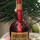 Grand Marnier Liqueur 1970's - Orange & Fine Old Cognac Brandy - Sealed!